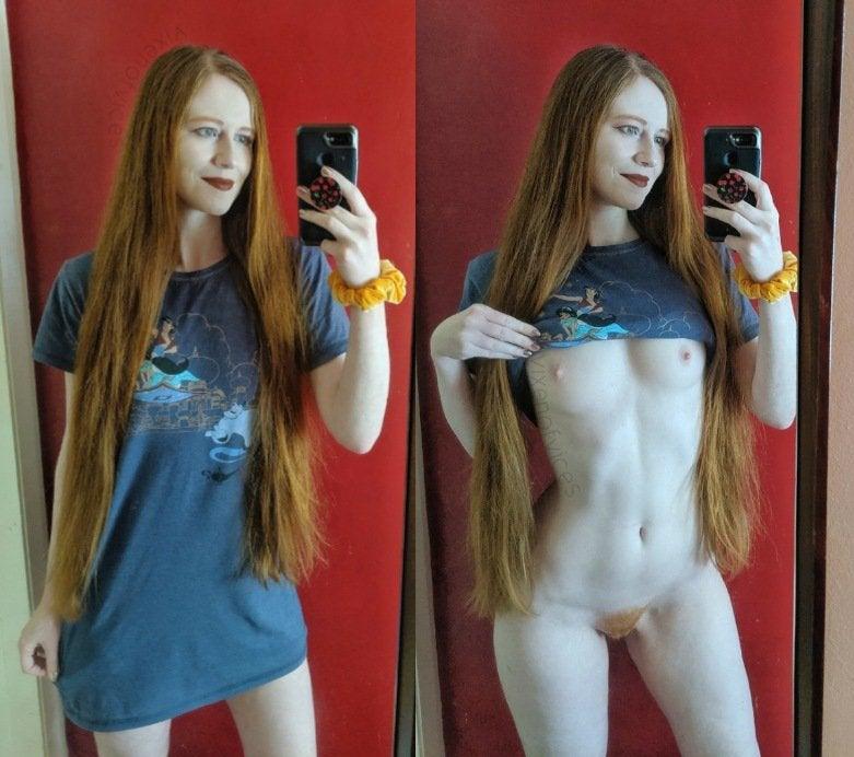 mulheres peladas