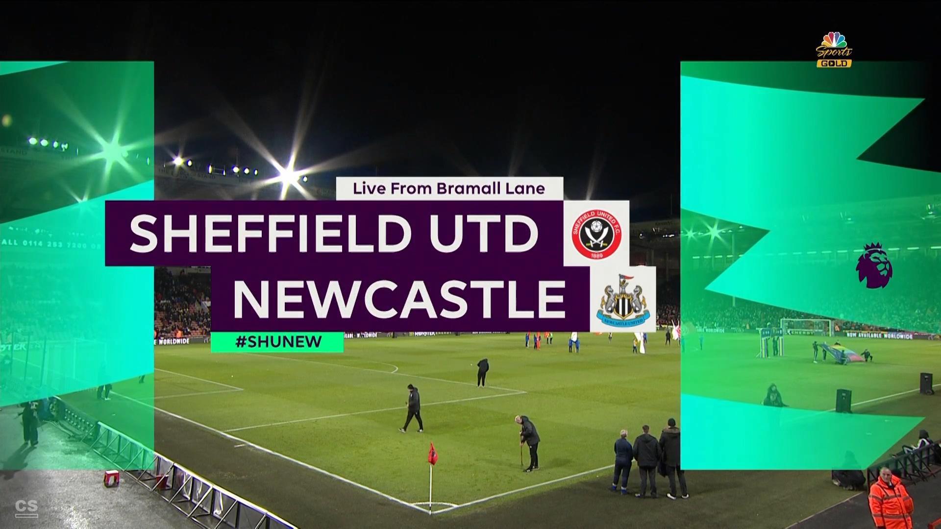 Xem lại Sheffield United vs Newcastle,