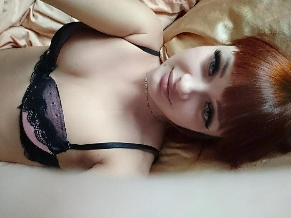 Ginger amateur nude-5494