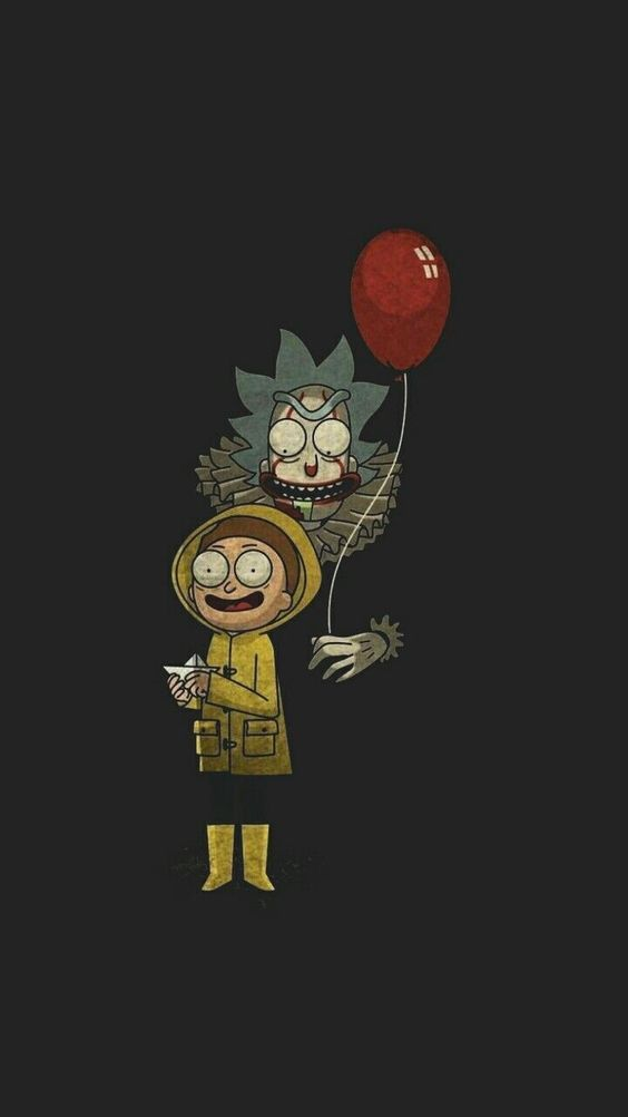 57 Rick and Morty Wallpapers for iPhone and Android 40