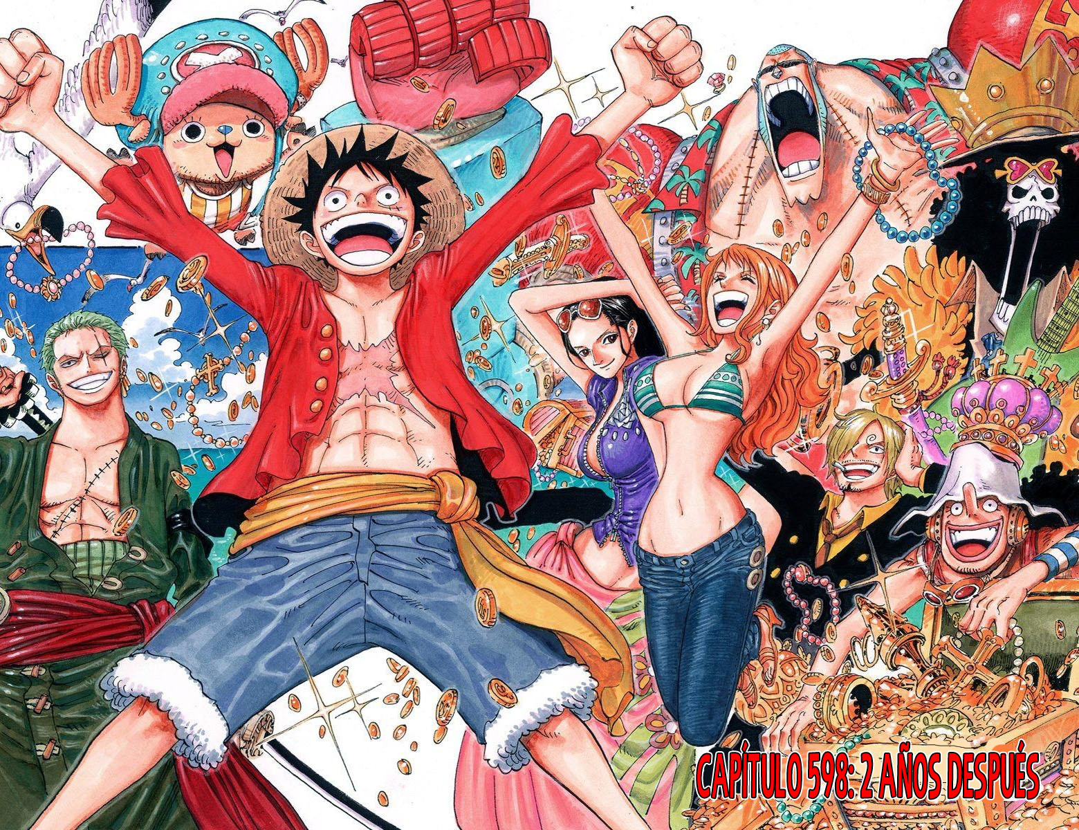 One Piece Manga 601-602 [Full Color] VMqKpEgL_o