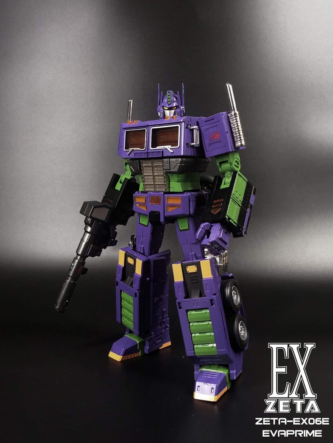[ToyWorld][ZetaToys] Produit Tiers - TW-M01 Primorion/Zeta-EX6O OriPrime et Zeta -EX6E EvaPrime - aka Optimus (G1 et Evangelion) - Page 3 4Sj2XlZz_o