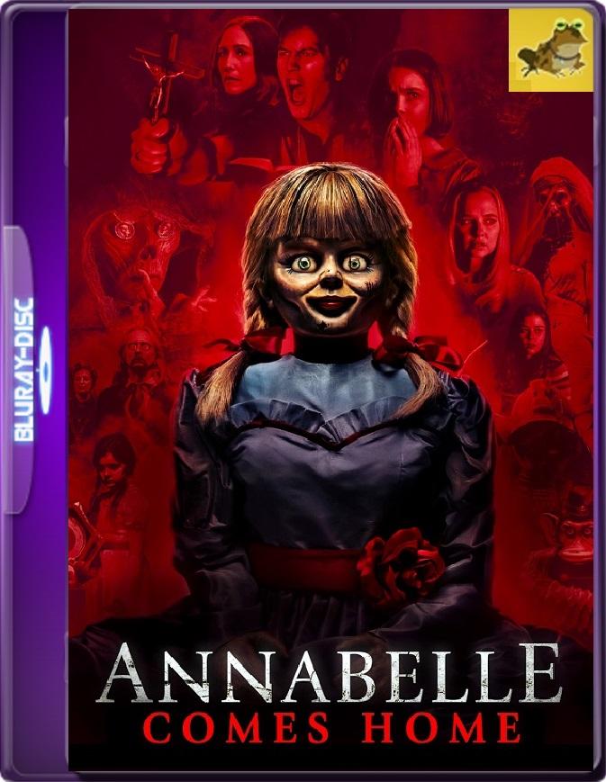 Annabelle 3: Viene A Casa (2019) Brrip 1080p (60 FPS) Latino / Inglés