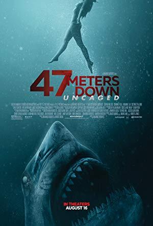 47 Meters Down Uncaged 2019 BRRip XviD MP3-XVID