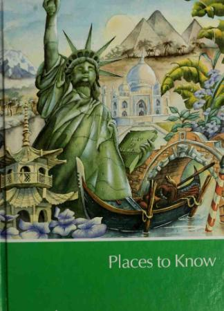 World Book, Inc   Places to Know World Book, Inc (1985)
