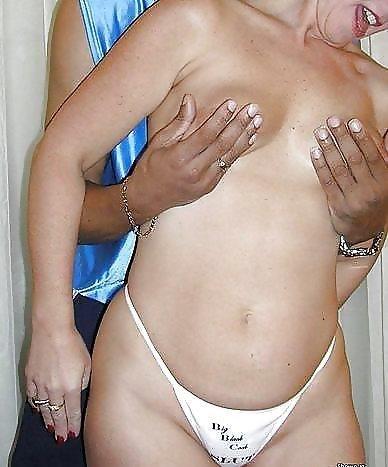 Tits black and white-7993