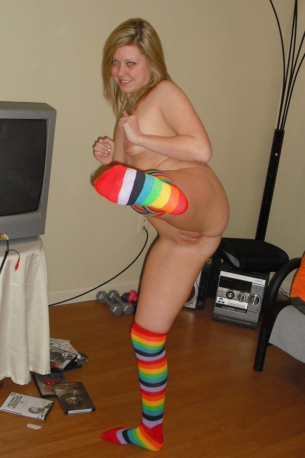 Hot girl sexy butt-5436