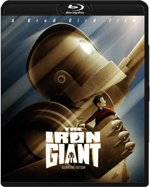 Stalowy gigant / The Iron Giant (1999) THEATRiCAL.MULTi.REMUX.1080p.Blu-ray.AVC.DTS-HD.MA5.1-DENDA / DUBBING i NAPISY PL