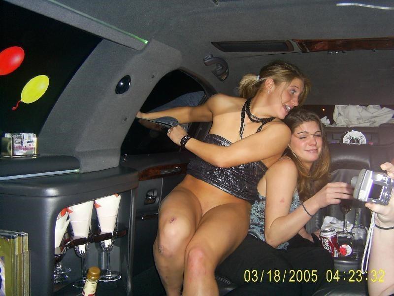 Garotas bêbadas na putaria