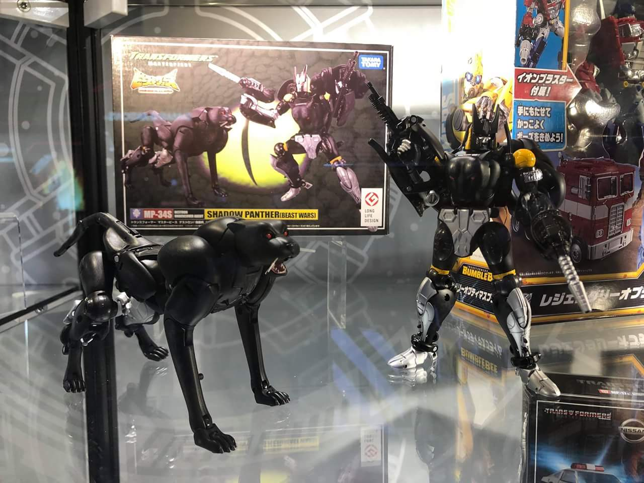 [Masterpiece] MP-34 Cheetor et MP-34S Shadow Panther (Beast Wars) - Page 3 RkYyaBzH_o