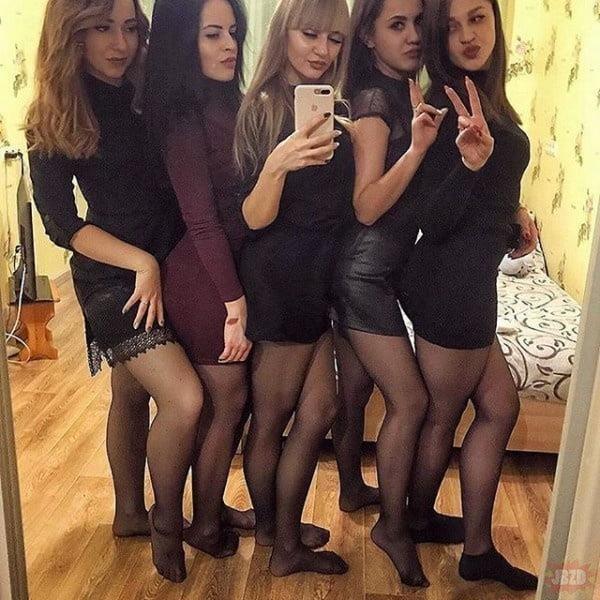 Nude girls in socks-5428