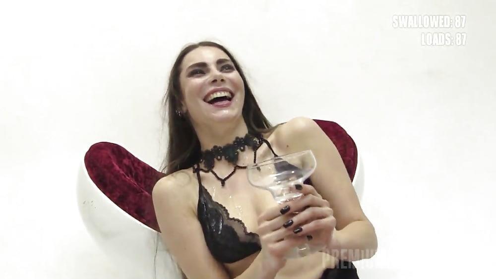 Teen bukkake swallow-1009