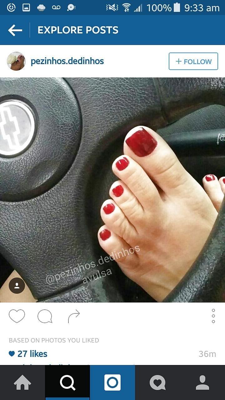 Sexy feet woman-7944