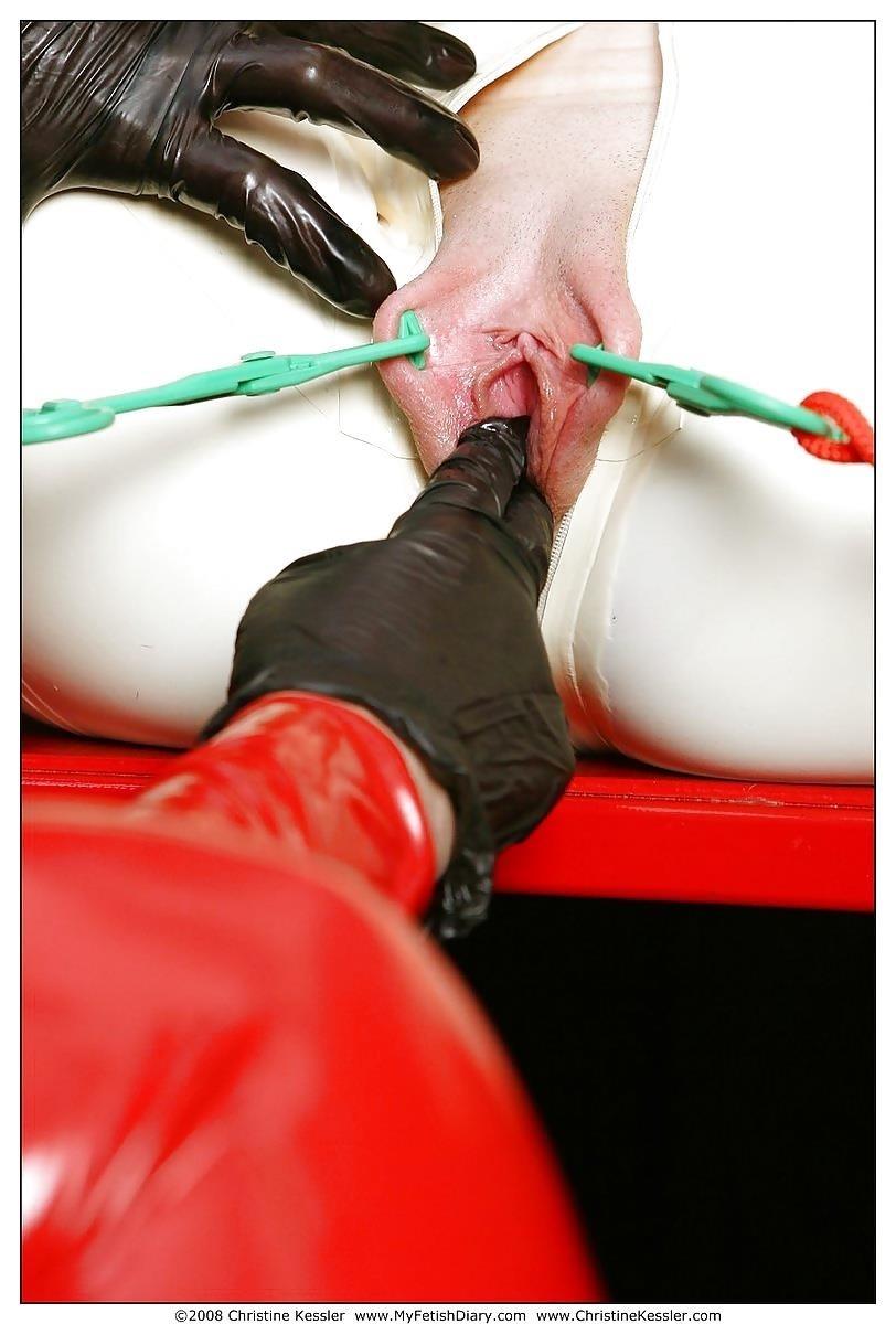 Lesbian medical bondage-6057