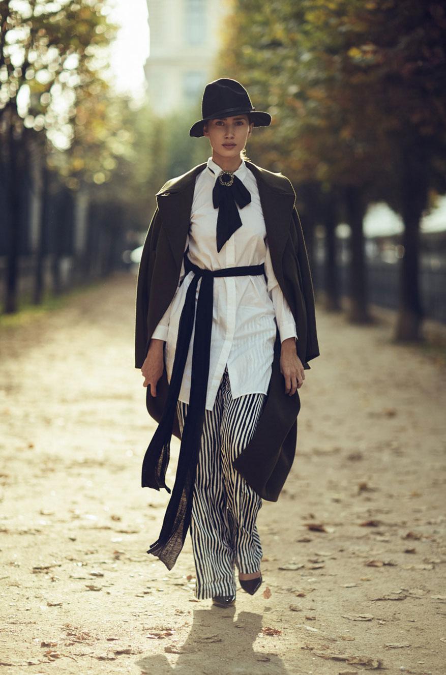 Осень в Париже с Сабиной Якубович / фото 08