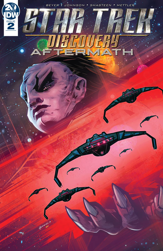 Star Trek - Discovery - Aftermath #1-3 (2019) Complete
