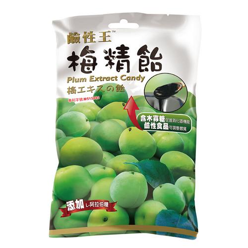 鹼性王 梅精飴 68g/袋