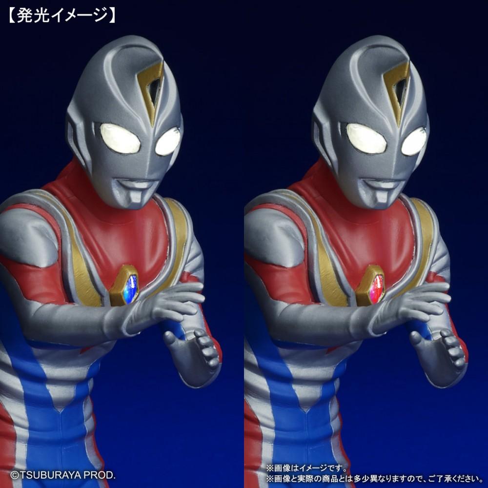 Ultraman - Ultra New Generation TDG (Tiga/Dyna/Gaia) Set (Tsuburaya Prod) Rxq909Gk_o