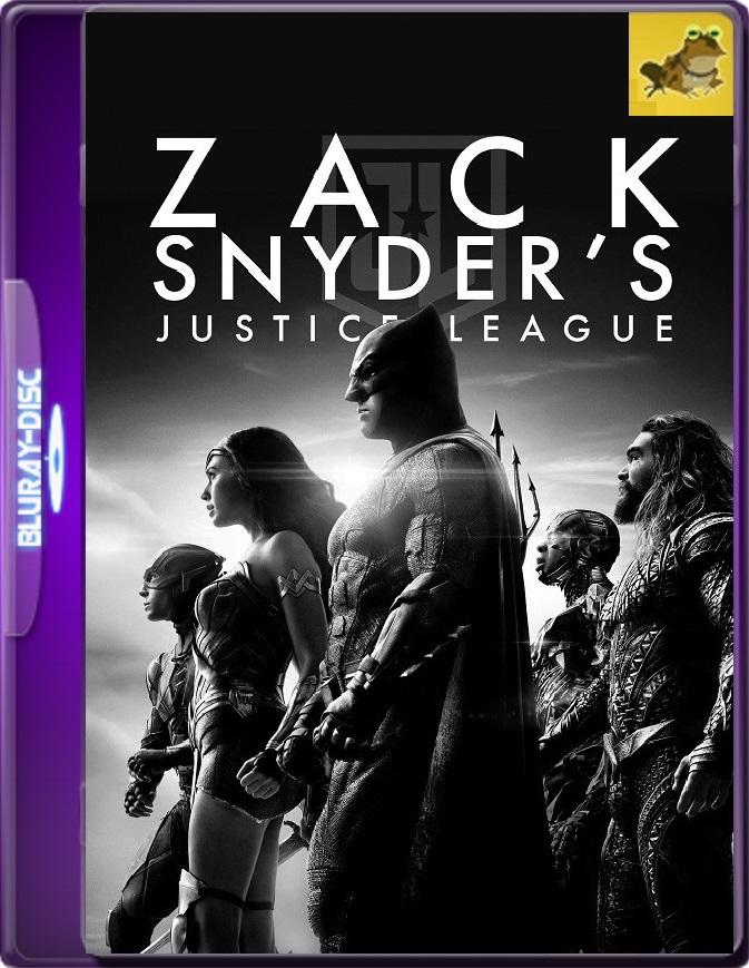 La Liga De La Justicia De Zack Snyder (2021) WEB-DL 1080p (60 FPS) Latino / Inglés