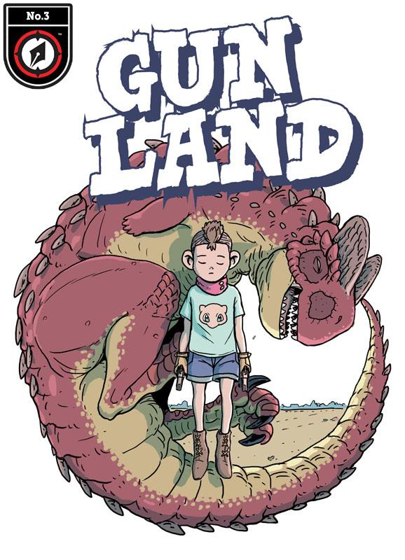 Gunland #1-12 (2020-2021)