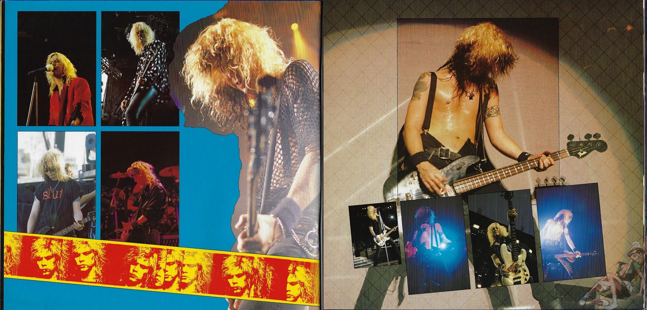 1993.MM.DD - Use Your Illusion Tour program MaEVNw8m_o