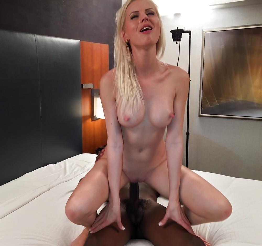 Homemade Teen Bbc Blonde