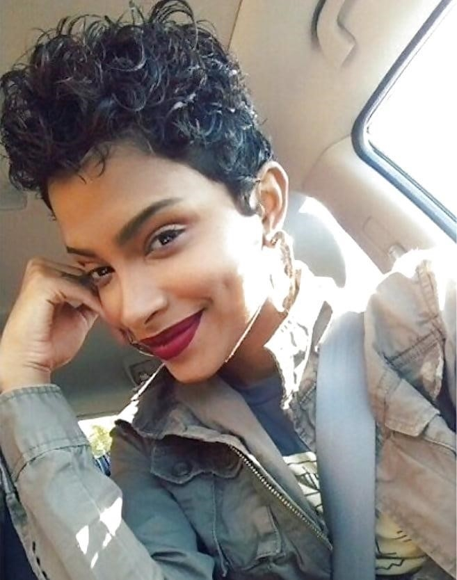 Different short hairstyles for black ladies-8272