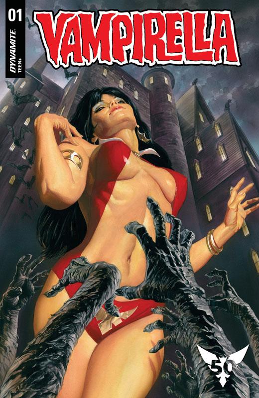 Vampirella Vol.5 #0-4 (2019)