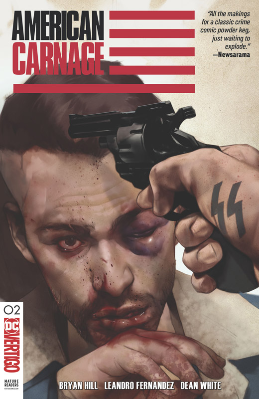American Carnage #1-6 (2019)
