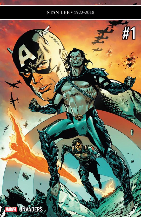 Invaders Vol.3 #1-12 (2019-2020)