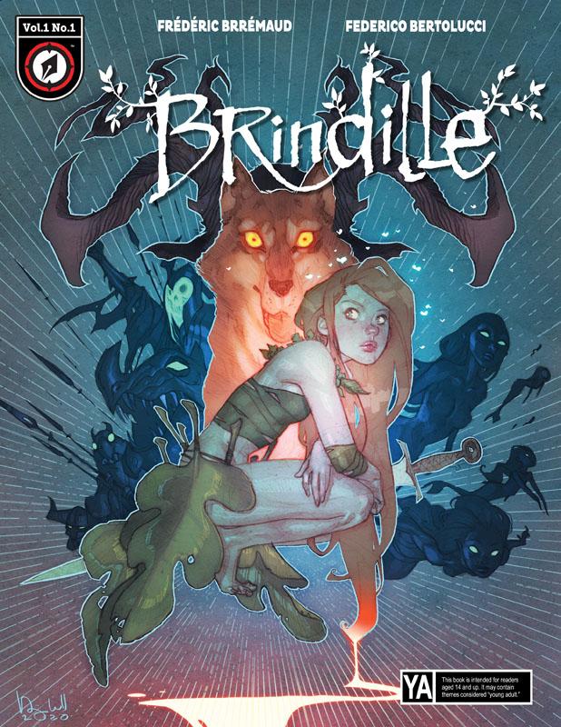 Brindille Vol.1 #1-2 (2021)