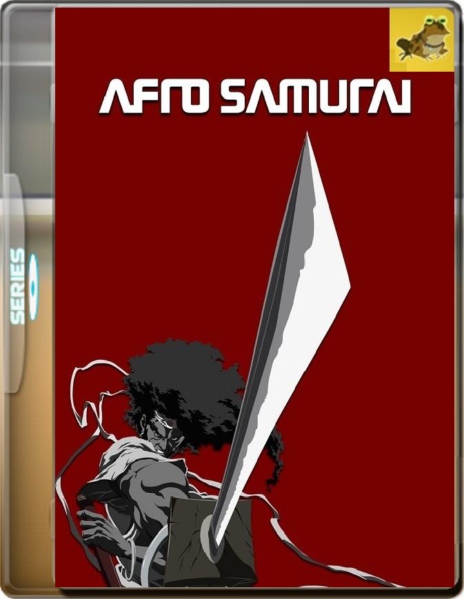 Afro Samurai (2007) Brrip 1080p (60 FPS) Inglés Subtitulado
