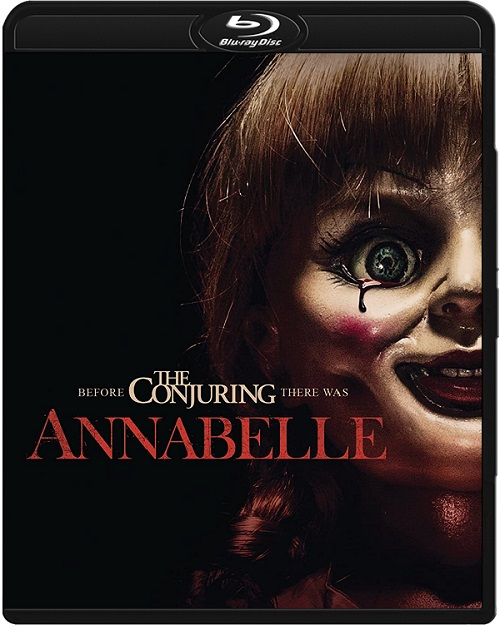 Annabelle (2014-2019) MULTi.720p.BluRay.x264.DTS.AC3-DENDA / LEKTOR i NAPISY PL