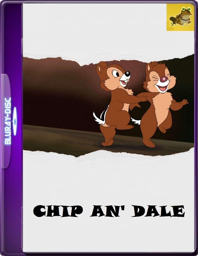Pato Donald: Chip Y Dale (1947) WEB-DL 1080p (60 FPS) Latino