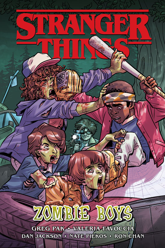 Stranger Things - Zombie Boys (2020)