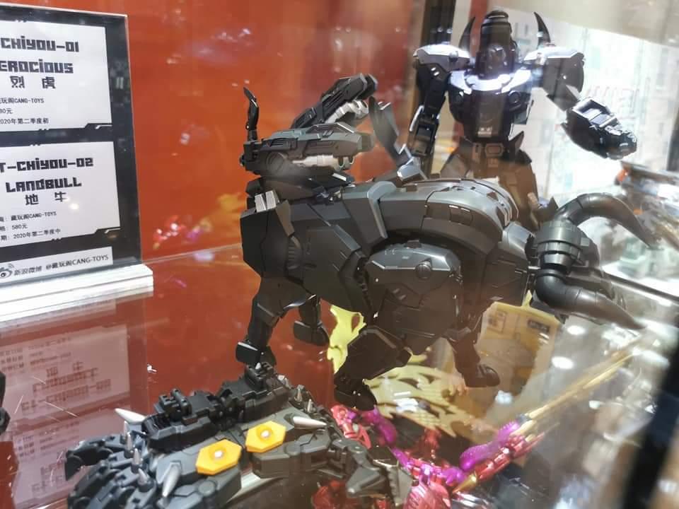 [Cang Toys][Toyworld] Produit Tiers - Thunderking/Chiyou - aka Predaking/Prédaroi (Prédacons) 0371uDHe_o