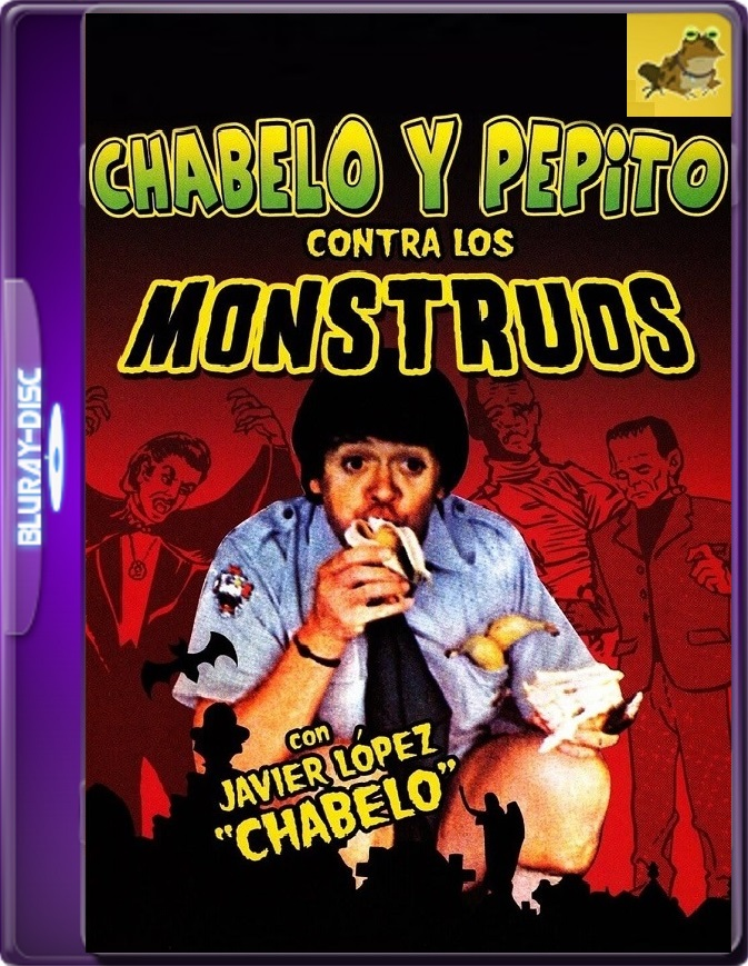 Chabelo Y Pepito Contra Los Monstruos (1973) WEB-DL 1080p (60 FPS) Latino