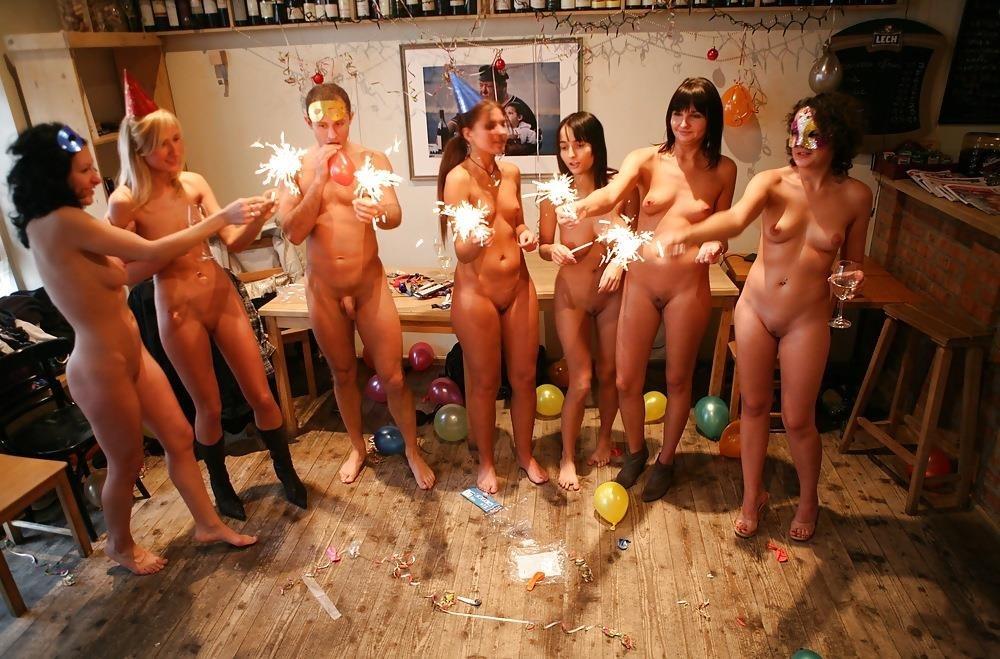 Amateur nude party-5814