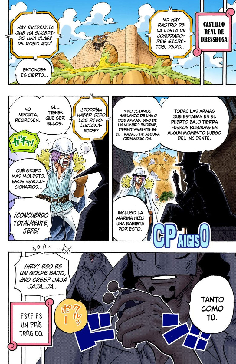 One Piece Manga 801-802 [Full Color] [Dressrosa] D89twOtJ_o
