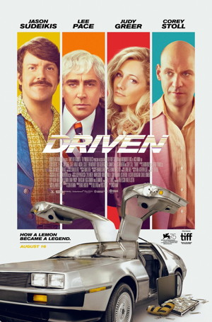 Driven (2018) 720p WEB-DL 950MB Mkvcage Movies
