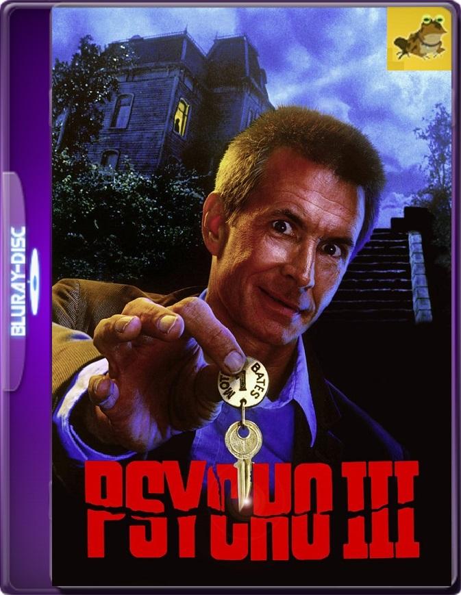 Psicosis 3 (1986) Brrip 1080p (60 FPS) Latino / Inglés