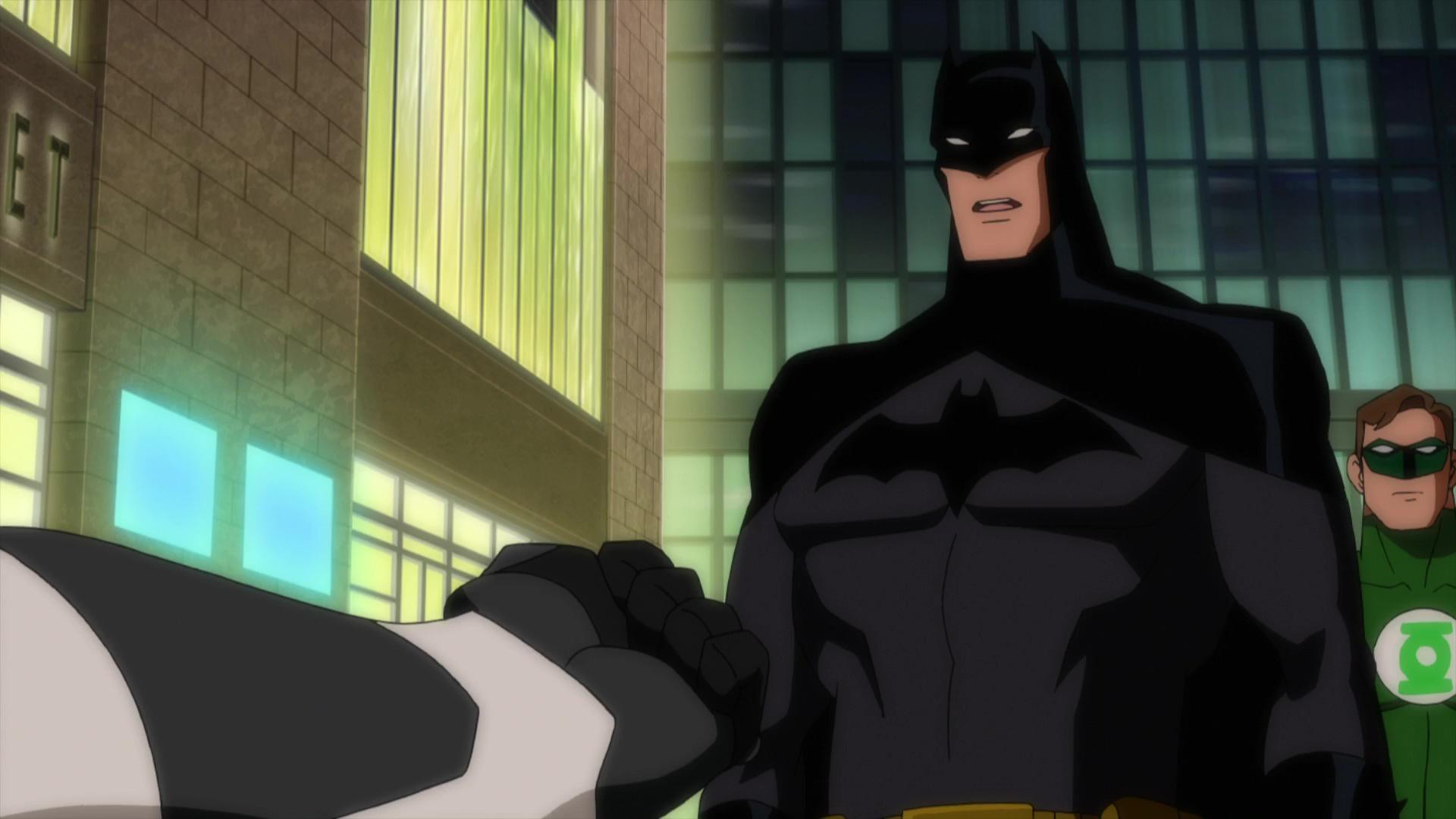 La Liga De La Justicia Perdicion 1080p Lat-Ing[Animacion](2012)