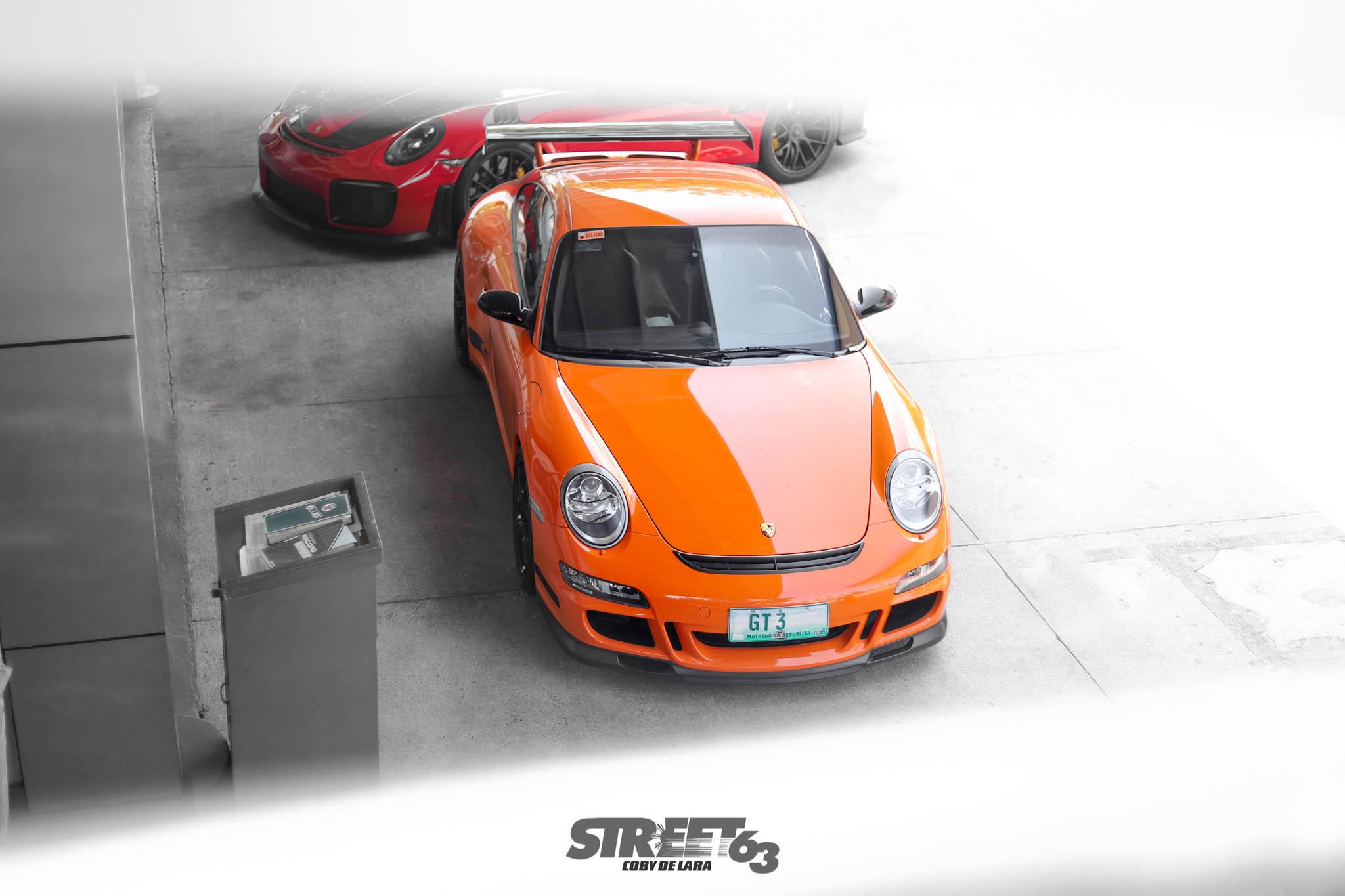 Orange GT3RS - 1