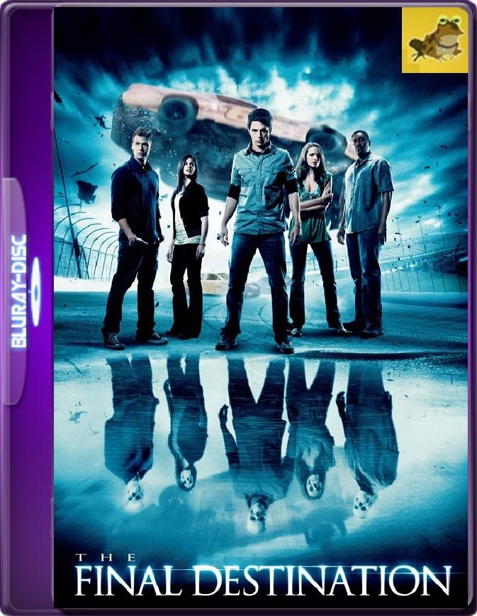Destino Final 4 (2009) Brrip 1080p (60 FPS) Latino / Inglés