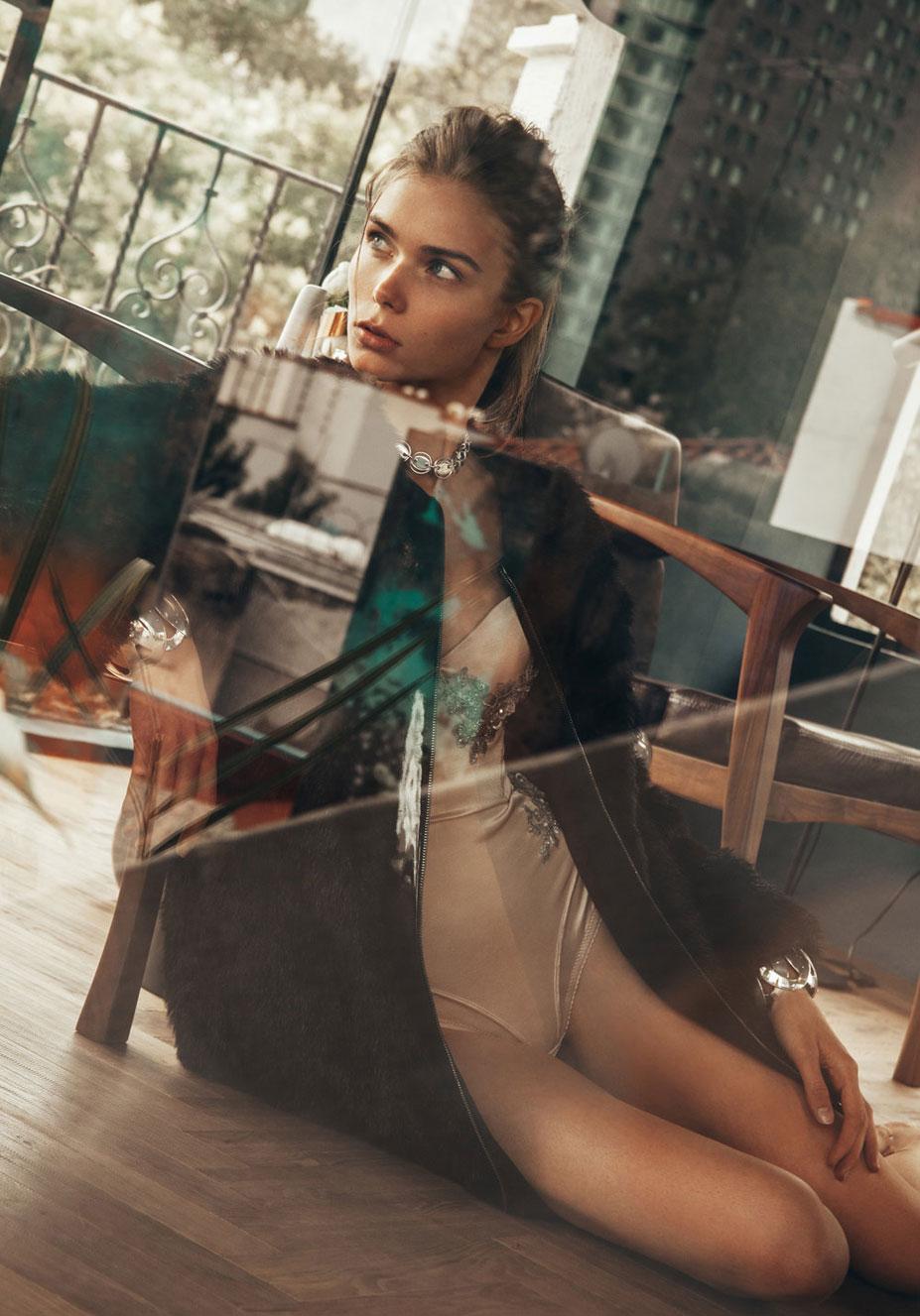Анна Штольц тестирует модную одежду / фото 08