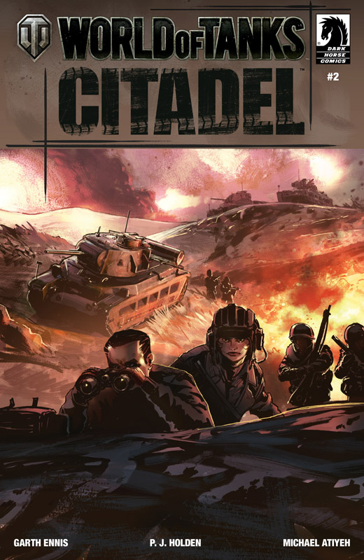 World of Tanks II - Citadel #1-2 (2018)