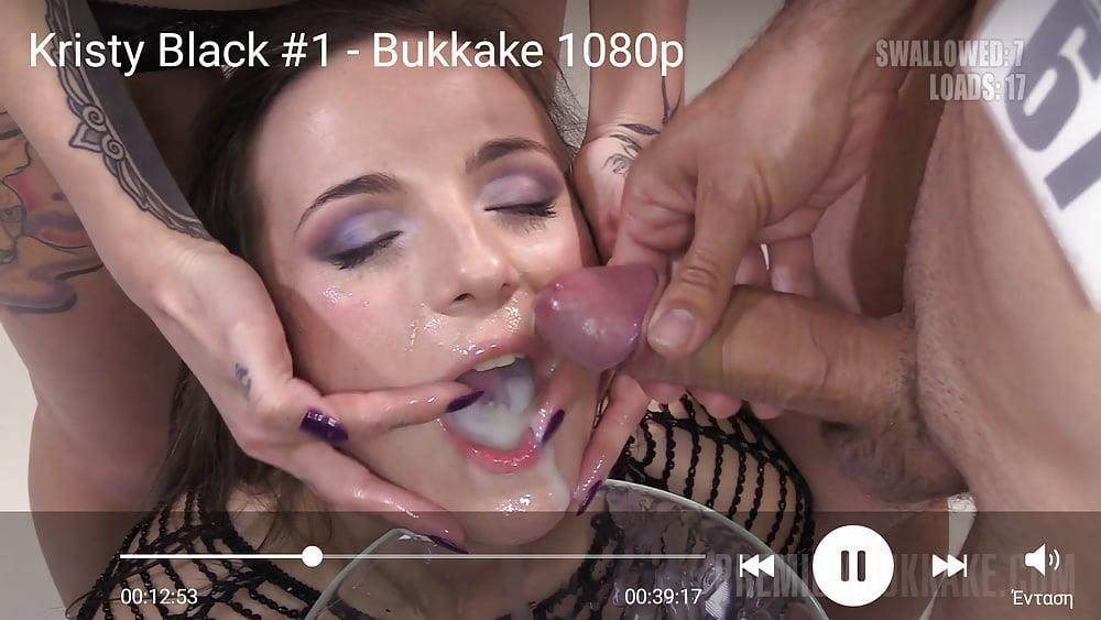 Black bukkake gay-2545