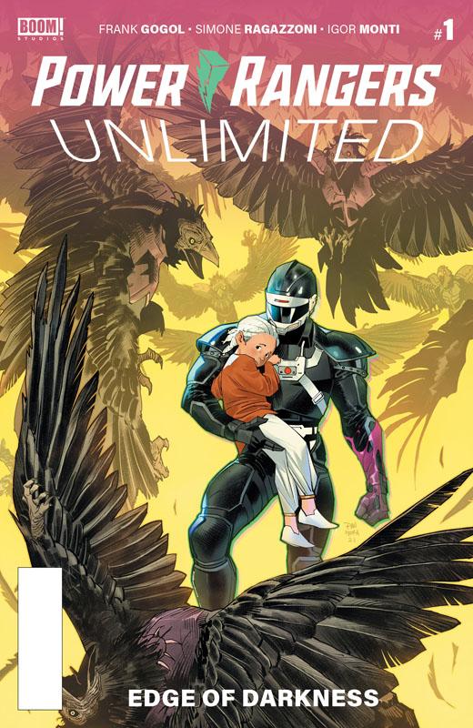 Power Rangers Unlimited (2021)