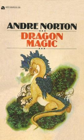 Dragon Magic   Andre Norton