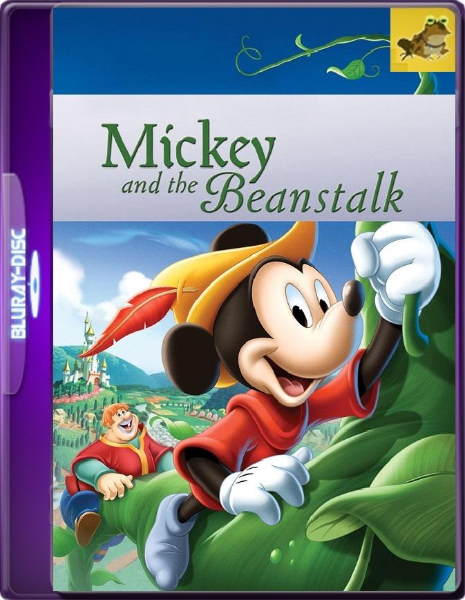 Mickey Y Las Habichuelas Mágicas (1947) WEB-DL 1080p (60 FPS) Latino / Inglés